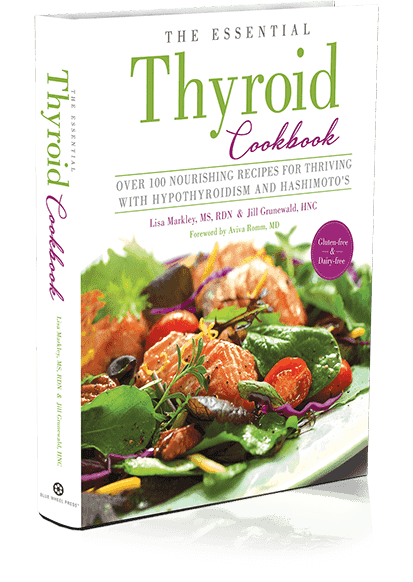 Hypothyroidism & Hashimoto's Essential Cook Book